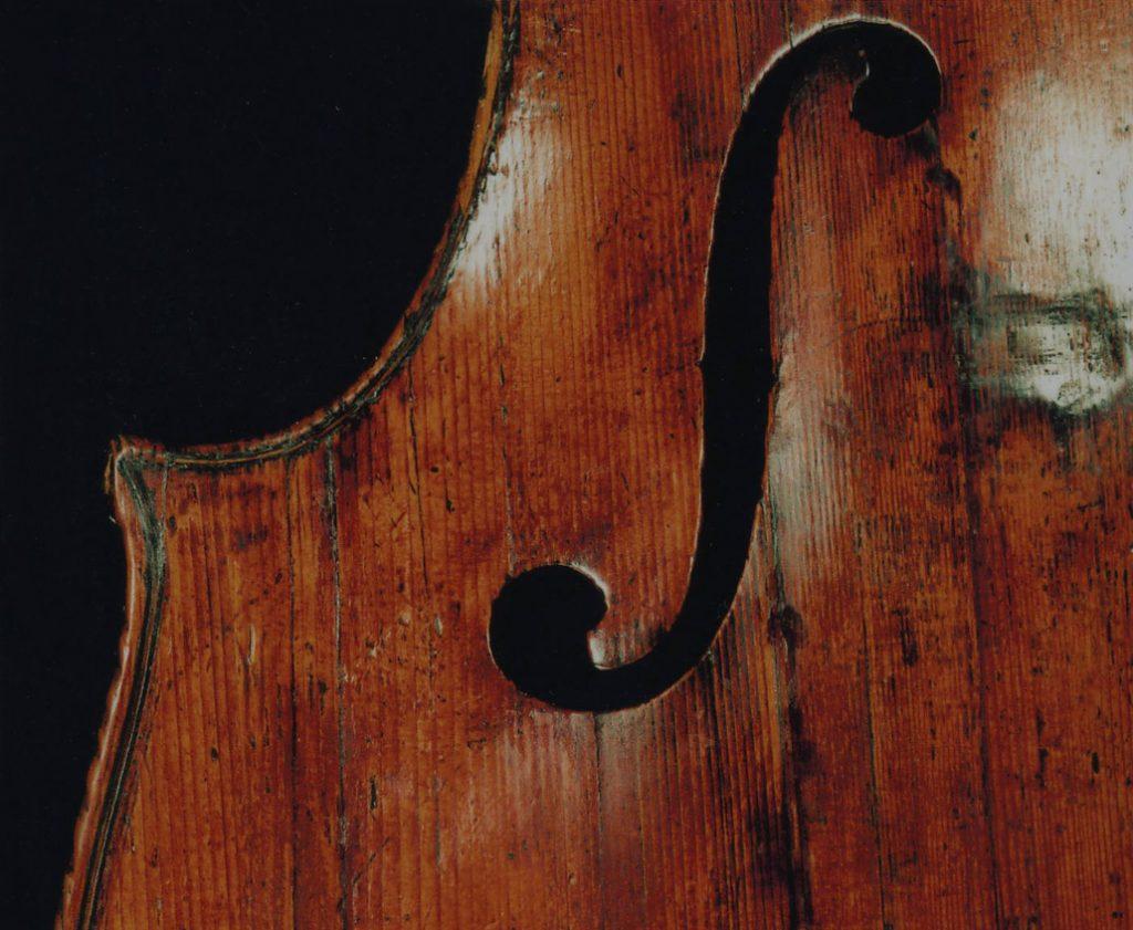 Restauration violoncelle vénitien