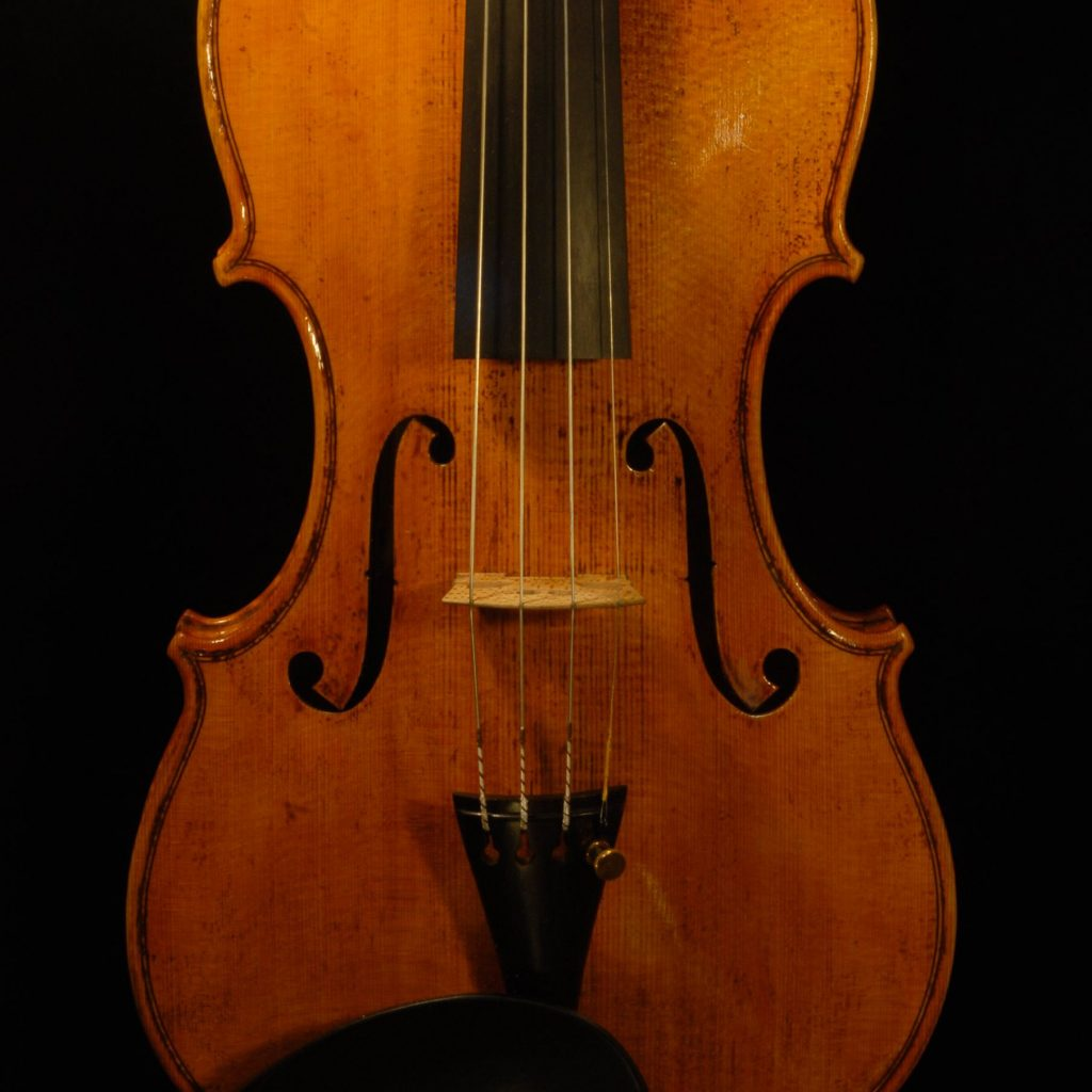 Fabrication Violon Guarnerius Del Jesus