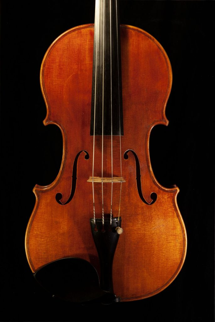Fabrication Violon Stradivarius