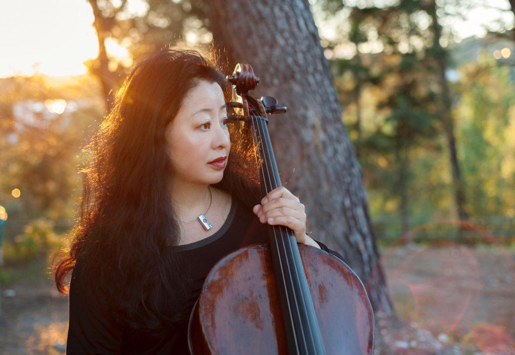 Cécilia Tsan - Soliste Chambriste Violoncelle Solo